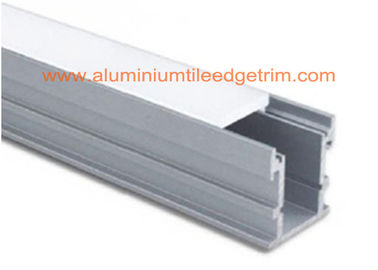 Deep Recessed Extruded LED Strip Light Aluminum Channel Waterproof Long Lifespan
